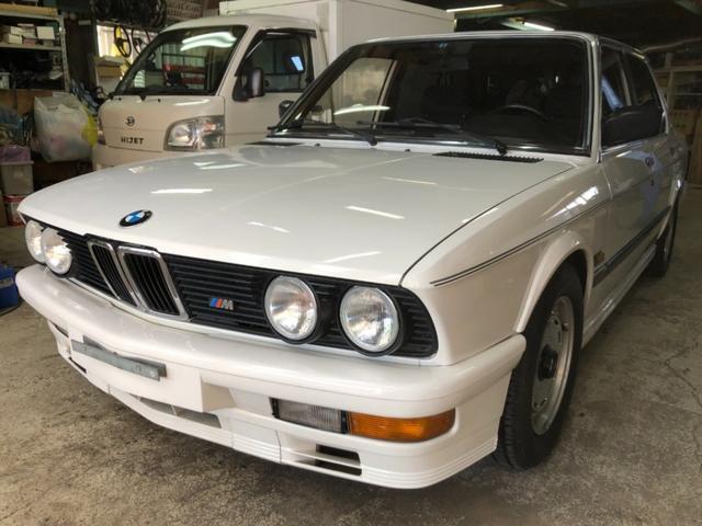 BMW 5シリーズ M535i 実走行車 内外装仕上げ済み フルノーマル車