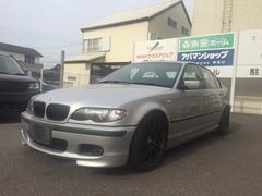 BMW330iMスポーツ 車高調、マフラー、パドルシフト、ナビTV
