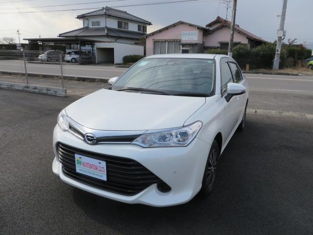 トヨタ 1.3X トヨタセーフティーセンスC SDナビ