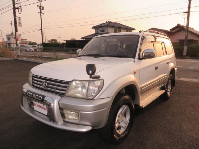 トヨタ TXリミテッド ナビTV 4WD