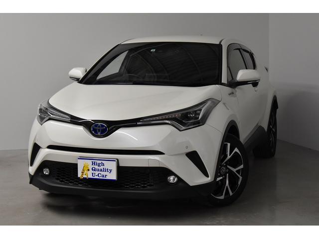 トヨタ G 1オーナ LEDヘッド Bluetoothオーディオ TVナビ レーダークルコン シートH レーンキープ スマートキ バックモニ 地デジTV 横滑り防止装置 ABS SD ETC付 オートハイビーム