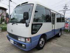コースターLX  自動ドア 26人乗り ETC 八都県市適合