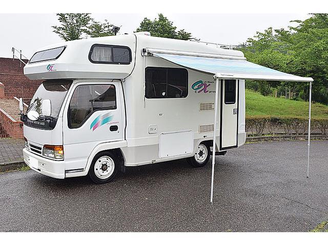 いすゞ 横浜モーターセールス オックス キャンピングカー