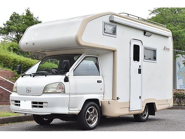 トヨタ バンテック アトム ディーゼル 4WD
