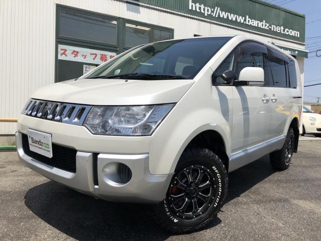 三菱 Gナビpkg新品MKW16AW・新品タイヤ リフトアップ公認