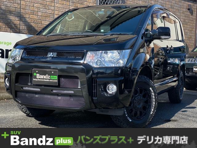 三菱 Gパワ-P/TGSグリル/新品タイヤ/新品ホイル/1オーナー