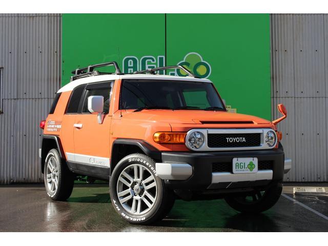 トヨタ カラーパッケージ4WD1オーナーディーラー整備車両