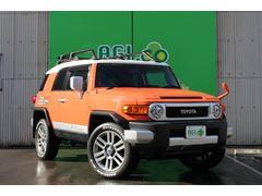 FJクルーザーカラーパッケージ4WD1オーナーディーラー整備車両