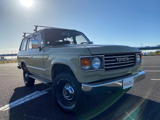 「トヨタ」「ランドクルーザー60」「SUV・クロカン」「三重県」の中古車