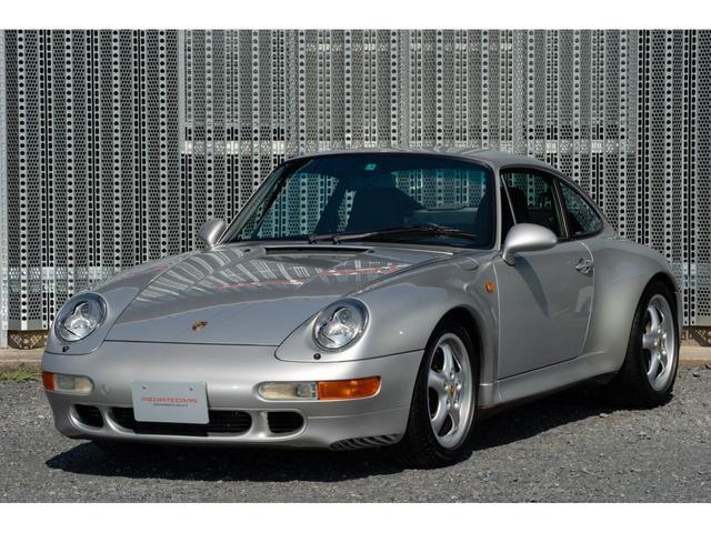 ポルシェ 911カレラS TipS 2オナ正規D車 記録簿14枚
