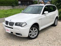 BMW X32.5si Mスポーツパッケージ レザーシート サンルーフ