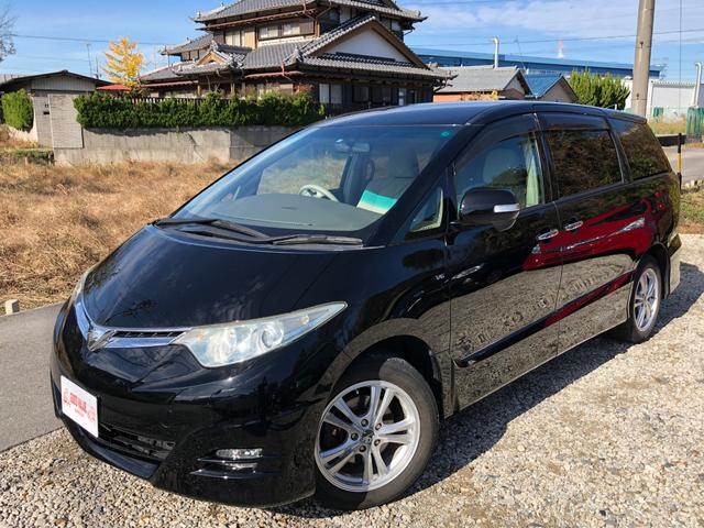 トヨタ 3.5アエラススペシャルGエディション 4WD 両側電動ドア