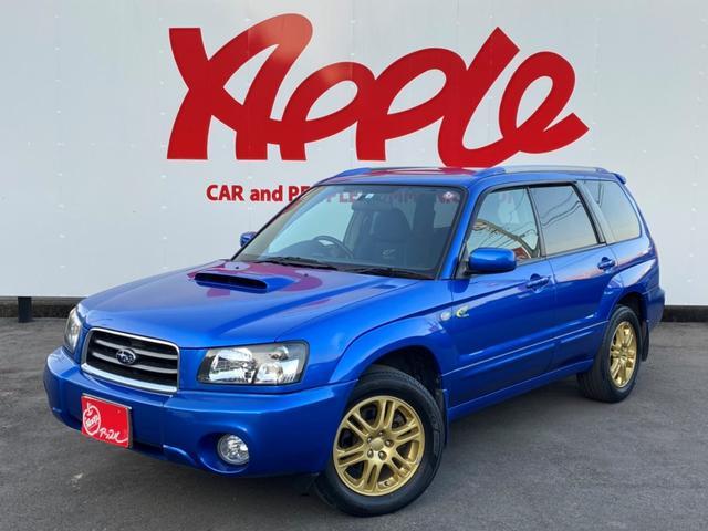 スバル XT WR-リミテッド 2004 現状販売車 5MT 4WD 社外ナビ HIDヘッドライト キーレスキー プライバシーガラス