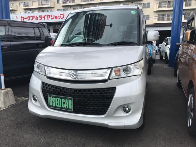 スズキ ナビ TV 軽自動車 インパネCVT エアコン 14AW