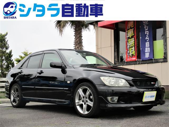 トヨタ RS200 Zエディション 最終型 柿本改マフラー