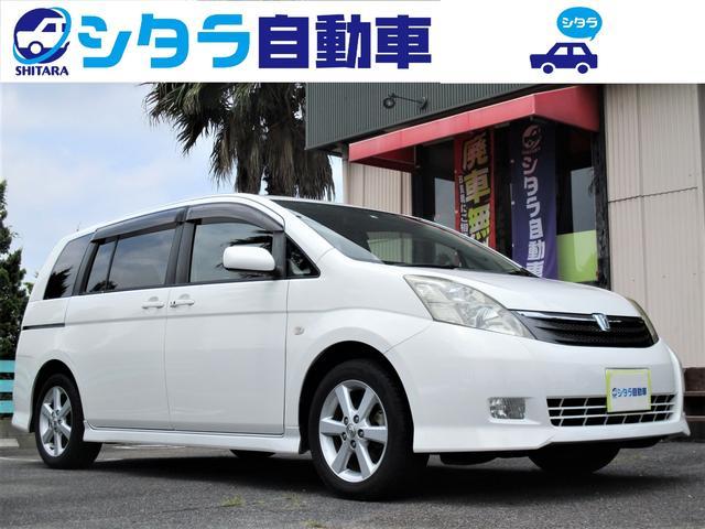 トヨタ プラタナ 電動スライド HDDナビ 地デジ エアピュリ