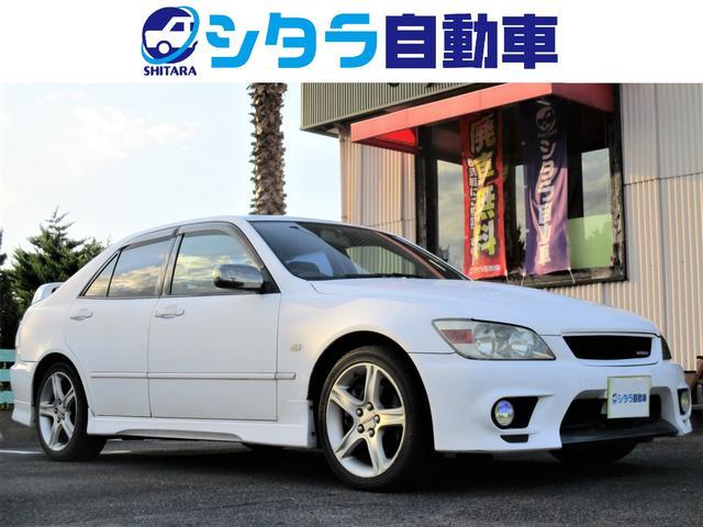 トヨタ RS200 Zエディション キーレス タイベル交換済