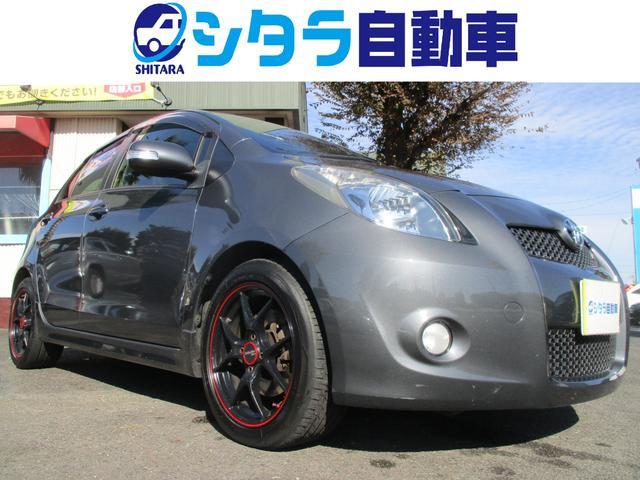 トヨタ RS 5MT ニュルスペックマフラー 社外16AW