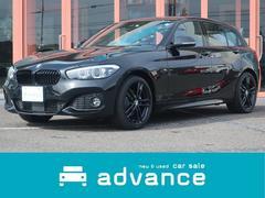 BMW118d Mスポーツ エディションシャドー 登録済未使用車