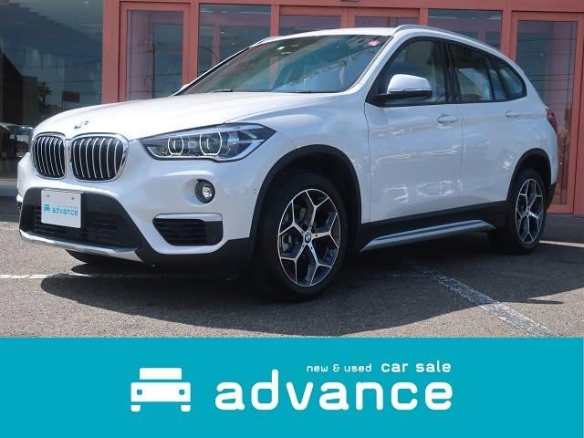 BMW sDrive 18i xライン 純正ナビ 登録済未使用車