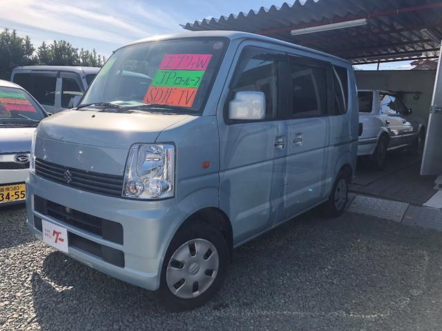 スズキ JP SDナビ フルセグTV タイミングチェーン車 キーレス