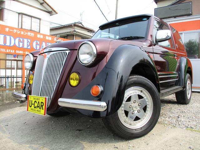 MITSUBISHI PAJERO JR