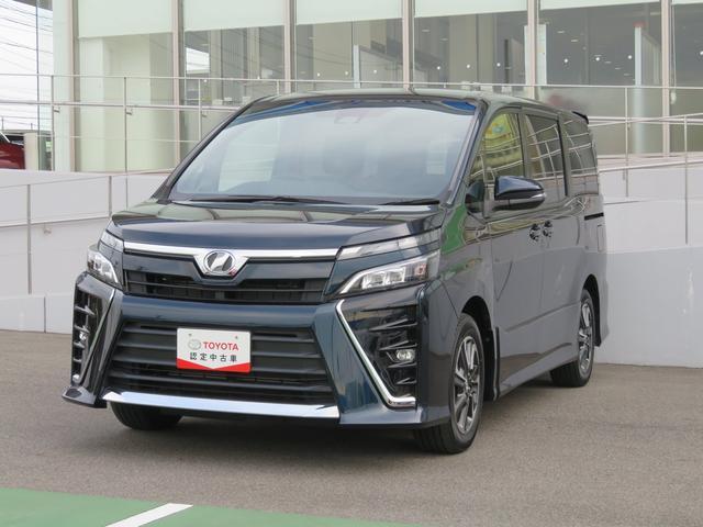 トヨタ ヴォクシー ZS CD トヨタセーフティーセンス コーナーセンサー