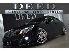 クラウン3.5アスリート黒革SR新品車高調新品20インチ新品タイヤ