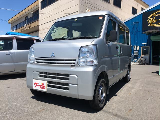 三菱 M ハイルーフ 新車取扱保証書 ワンオーナー 車検整備付