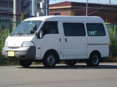 ボンゴバンDX 3/6人乗 1t積 コラムAT 両スライド ETC付