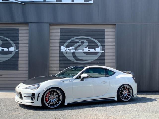 トヨタ GT KUHLコンプリートカー KUHL特選車 HKS GTサクションキット BLITZ 車高調  ルーフラッピング WORK エモーションアルミホイール
