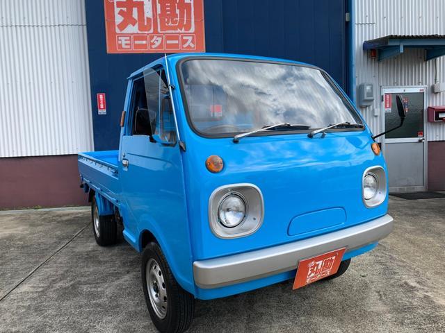 マツダ ベースグレード J-PC4D 昭和55年式 全塗装済