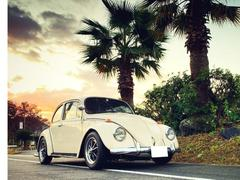 VW ビートルヨーロッパ仕様 1200ccキャブ クーラー付き