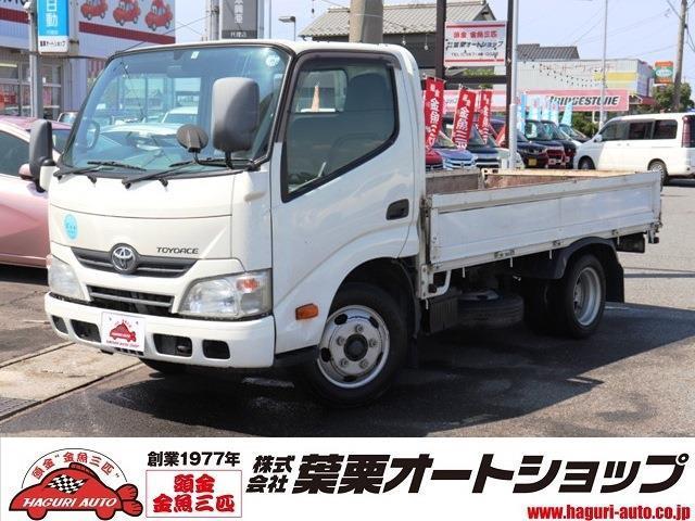 トヨタ ジャストローディーゼル 6速オートマ ETC エアコン