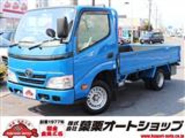 トヨタ ロングジャストローディーゼル 禁煙車 ETC エアコン