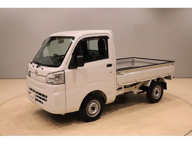 ダイハツ ハイゼットトラック  マニュアルエアコン 運転席エアバッグ ABS パワーステアリングAMFMチューナー