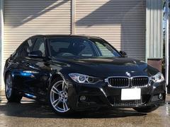 BMW320d Mスポーツ 純正ナビ スマートキー 純正アルミ