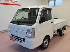 NT100クリッパートラックDX 4WD エアコンパワステ 5速MT
