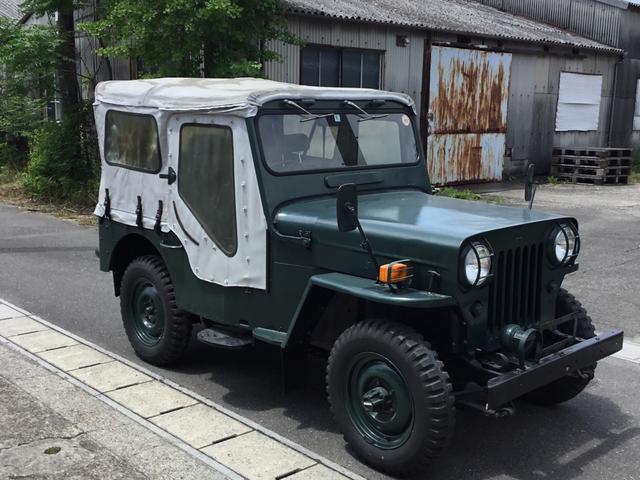 三菱 J3  右ハンドル ガソリン