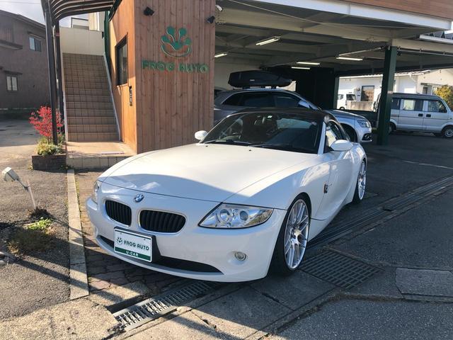 BMW 2.2i 車高調 19インチアルミホイール オープンカー