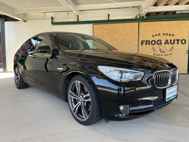 BMW 5シリーズ 535iグランツーリスモ