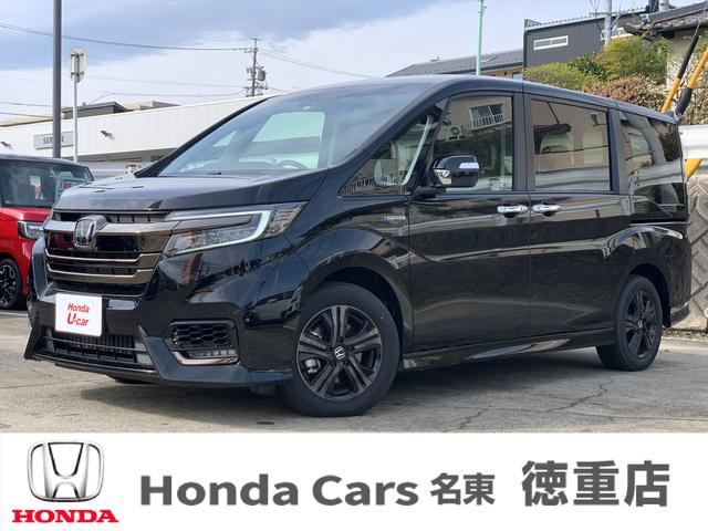 ホンダ ハイブリッドG・EXセンシングブラックスタイル デモカー