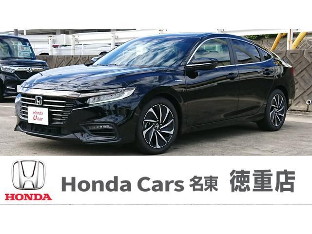 ホンダ EX・ブラックスタイル デモカー ETC2.0