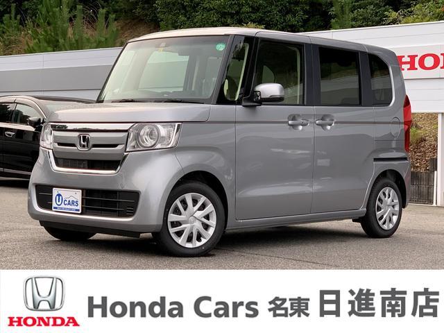 ホンダ G・Lホンダセンシング 届出済未使用車 左側電動ドア ETC
