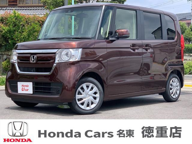 ホンダ G・Lホンダセンシング 届出済み未使用車 両側電動ドア