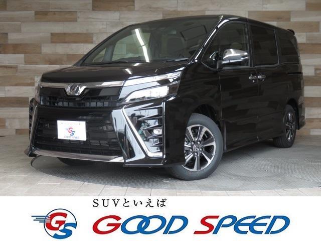 トヨタ ZS 煌II 新車未登録 セーフティS 両側電動 LED
