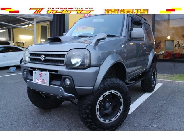 「スズキ」「ジムニー」「コンパクトカー」「愛知県」の中古車