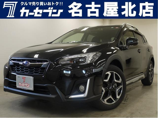 スバル 2.0i-S アイサイト 純正ナビ/黒革/ヒーター/