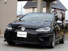 VW ゴルフRヴァリアントマクストデザイン レイズホイール BFIシフトノブ