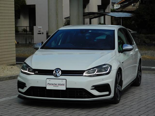 「フォルクスワーゲン」「ゴルフR」「コンパクトカー」「愛知県」の中古車